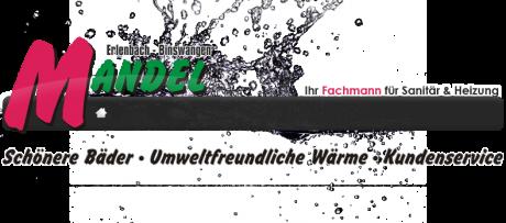 Mandel, Sanitär und Heizungstechnik